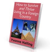 Survive and Thrive in a Foreign Country